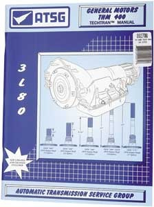 Transmission Tech Manuals