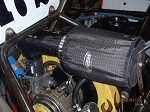 Buggy Race Intake System and Filter 1600cc
