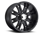 Eagle Alloys 197 Series Black Wheels