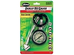 Dually RV Dial Gauge 10-160 psi