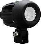 1.7 Inch Mini Solo Black 5W LED Pod Wide Beam