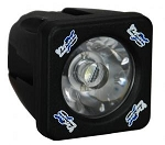2 Inch Solstice Solo Black 10W LED Pod Narrow Beam