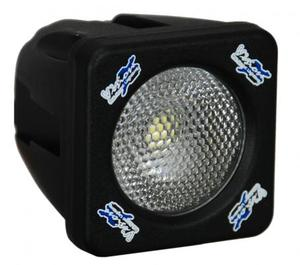 2 Inch Solstice Solo Black 10W LED Pod Wide Beam