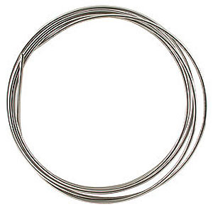 Stainless Steel Fuel Line Coil 20 Foot x 3/8 Inch