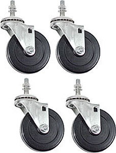 Engine Cradle Wheels Kit