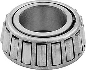 Spindle Bearings, Seals and Grease Caps