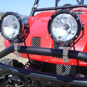 Baja Designs Fuego UTV Dual Light Kit HID Chrome