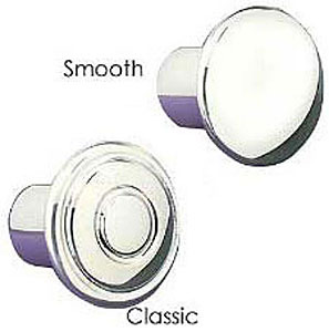 Polished Dash Knobs