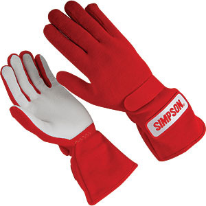Sportsman Grip Driving Gloves Small