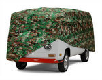 Camouflage Car Cover Bus