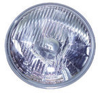 H4 European Headlight 7 Inch Round Hella High/Low
