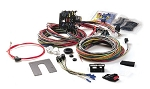 Trunk Mount 21-Circuit Customizable Universal Wiring Harnesses