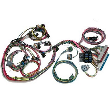 gm fuel injection wiring harness [description]