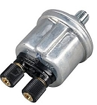 150 psi Oil Pressure Sender with Idiot Light 1/8-27 NPT