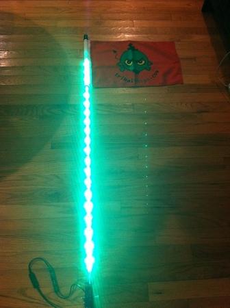 4 Foot Led Lights >> WhipZilla LED Lighted Whip
