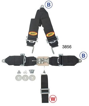 5-pt Belt with Vee Harness