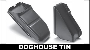 Doghouse Tin