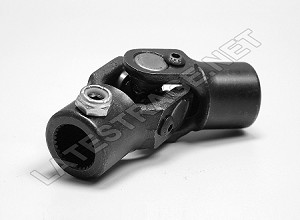 Steering U-Joints 3/4 Smooth x 5/8 36-Spline