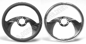 14-Inch Billet Grip Steering Wheel