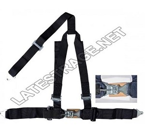 Safety Harness 3-Point 2 Inch
