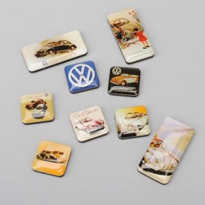 VW Magnet Boxed Set 9-pc