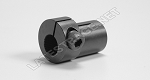 Rack and Pinion Steering Shaft Coupler 5/8 36-Spline