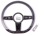 14-Inch D-Shaped Camber Select Edition Steering Wheels