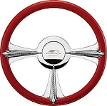 14-Inch Rat Tail Profile Collection Steering Wheels