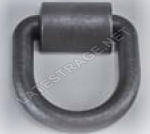 Forged D-Ring with Bracket
