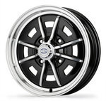 Sprintstar Wheel with Polished Lip and 8-Spokes