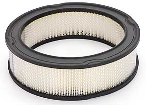 Racing Air Cleaners 8-1/2 Inch x 2-3/8 Inch