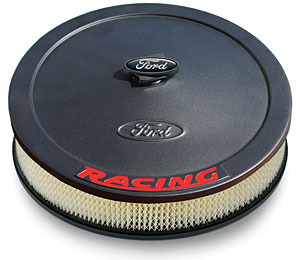 Officially Licensed Ford Racing Air Cleaners