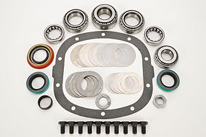 2010 Camaro V8/GM 8.6-Inch IRS Differential Installation Kits