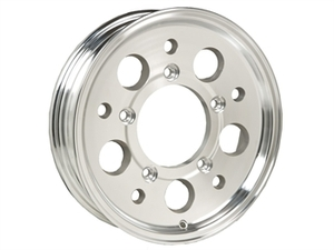 Aluminum Wheels 16x4 Satin