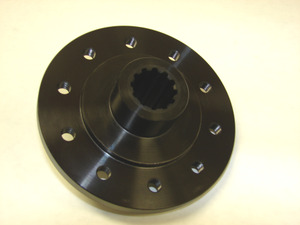 Drag Brake Center Hub 10-Bolt