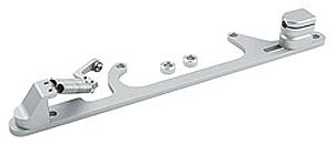 Mopar Cable Style Adjustable Throttle Brackets with Return Springs