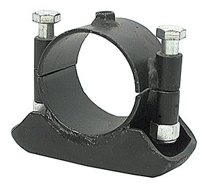 Clamp-On Lower Spring Pad