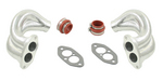 Dual Port End Kit includes Manifold Ends and Gaskets