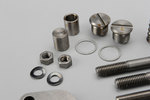 Crankcase Bolt Kit with Block-Off