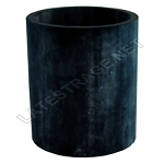 Air Filter Hose Rubber Sleeve 4 Inch ID 5 Inch Length