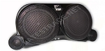 1955-1995 CJ and YJ Jeep Speaker System No LED Lights