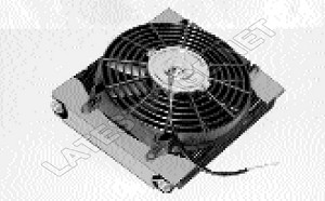 Oil Cooler Kit Fan and Housing Econo Kit