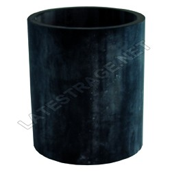 Air Filter Hose Rubber Sleeve 3 Inch ID 3 Inch Length