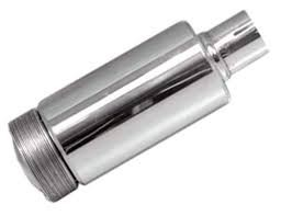Exhaust Spark Arrester Polished Stainless