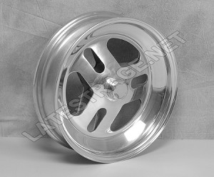 Custom Cut King Pin Wheels