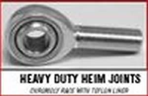 Heavy Duty Chromoly Heim Joint Rod End 5/8 x 5/8
