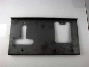 Pedal Mounting Tab Weld-On